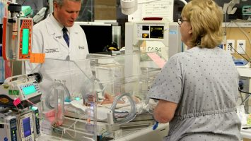 Experts in the neonatal unit of Nationwide Children`s Hospital say while it may sound odd, adapting adult drugs like caffeine and Viagra® can save the lives of premature babies.  Because their lungs are underdeveloped, most preemies rely on ventilators, but these drugs work by helping these babies breathe on their own.  Details: bit.ly/1qEkPvS