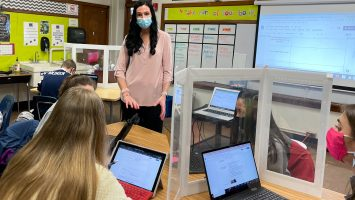 Becky Lee has observed the spike in e-cigarette use among her students in recent years but is hopeful that efforts like her's to offer non-judgmental conversation and education on vaping risks are leading more teens to make healthier choices.